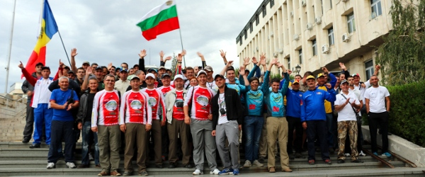 Trout Union Cup 2013 – ден първи