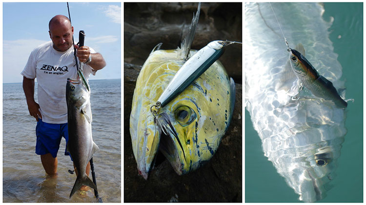 Риболов на повърхността. Въдицата, макарата и истината.